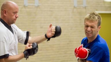 Vechtsport Hoofddorp